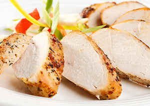 Lean Meats: round steak, sirloin steak, lean ground beef, pork, buffalo - Best High Protein Foods