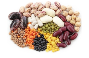 Legumes: peas, beans & lentils - Best High Protein Foods