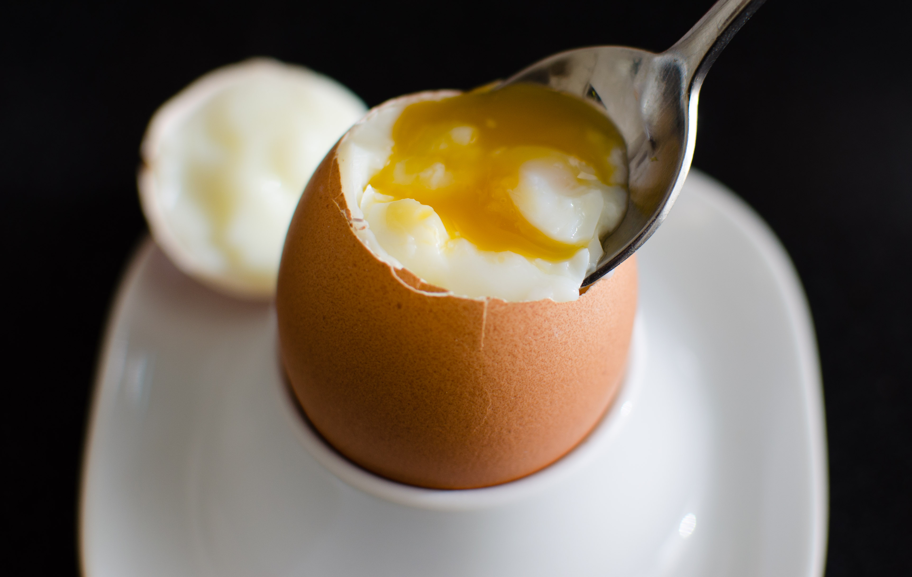 soft boiled egg To make perfect soft-boiled eggs, all you need are a saucepan, water, and—just as crucial as the eggs—a timer since this is such a simple dish, use the best .