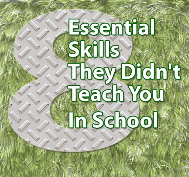 Image 8 Essential Skills They Didn't Teach You In School