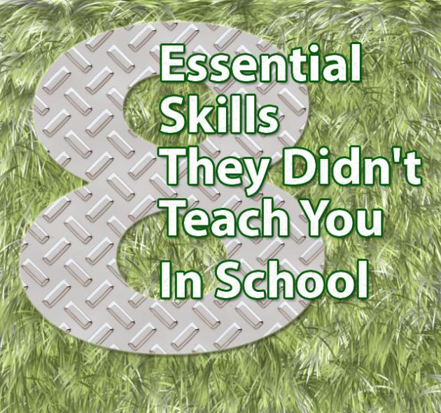 Image 8 Essential Skills They Didn't Teach You In School