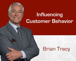 Image influencing customer behavior by brian tracy - why people buy