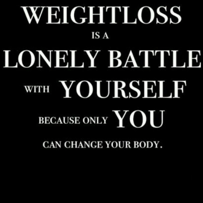 weight loss battle
