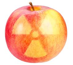 Possible risks of the poisoning of food through irradiation