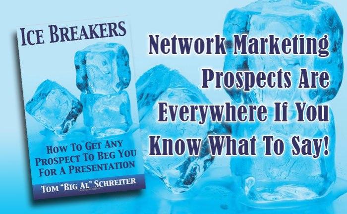 tom schreiter ice breakers pdf